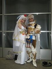 Cosplay at TGS 2006