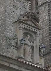 Detail Fassade Kathedrale