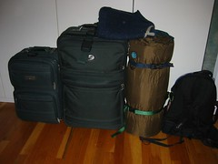 Packed To Leave