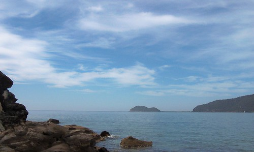 Barrenjoey Head from Dark Corner Patonga