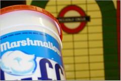 Fluff in the underground