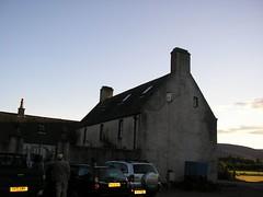 Tillyfruskie house