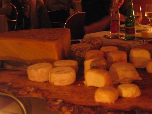 L'Arpege - Cheese
