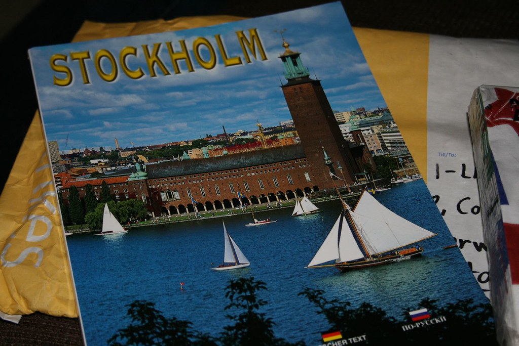 A Book on Stockholm