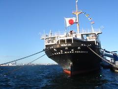 氷川丸 HiKaWaMaRu