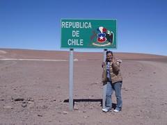 Mars… Volta, pero a Atacama!!!