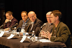 Photo: Calgary Housing Crisis Townhall