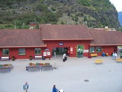 Flåm Railway Station