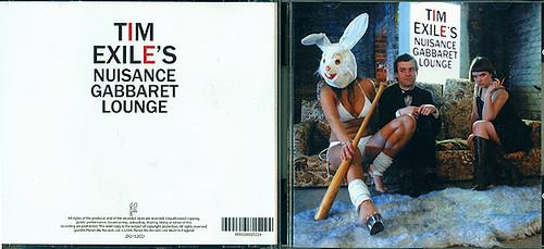 Tim Exile Album Release CD