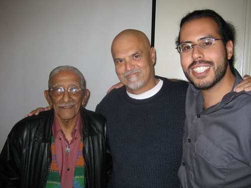 raulsalinas, Alfred Arteaga, Guillermo - Los Tres Poetas