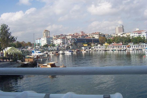 looking back at bakirkoy