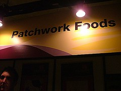Patchwork food