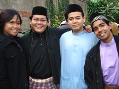 Bersama Rizal, Jem & Apen di Malaysia Hall Dublin