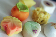 A Japanese sweet of late fall 4 photo by noriko's photos