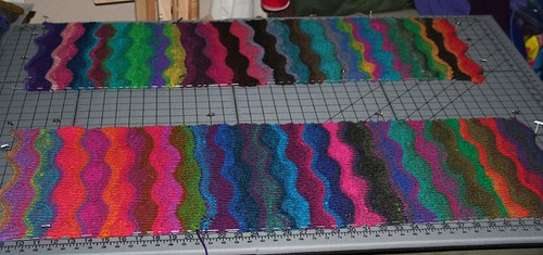 First Strips, Blocking