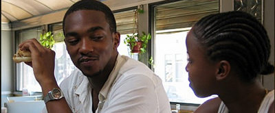 Anthony Mackie and Shareeka Epps in