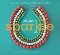 Get Your Sparkle On, by Lindsay Cain