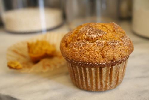 Pumpkin Muffins | Muffin Top