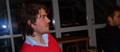 Thomas Watson demonstrating UJS