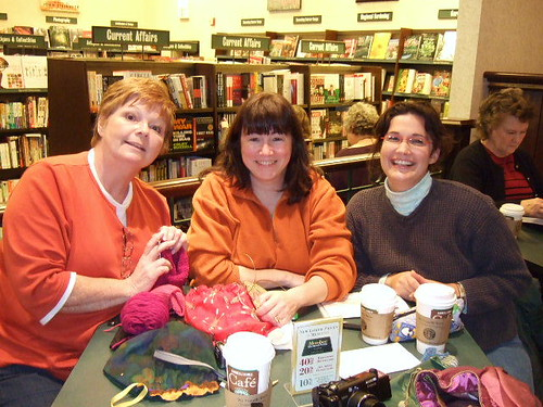 Yarner, ZKnitter and Me!