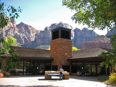 Zion National Park Headquarters