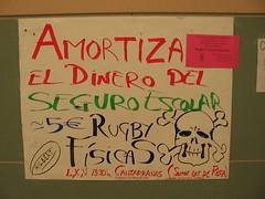 Rugby ( femenino y en físicas.. :-) ).. si es que el mundo con Rugby es mejor