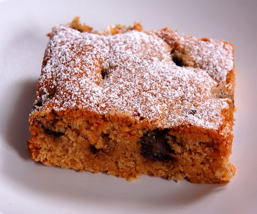 Mulberry and Cinnamon Cake© by Haalo