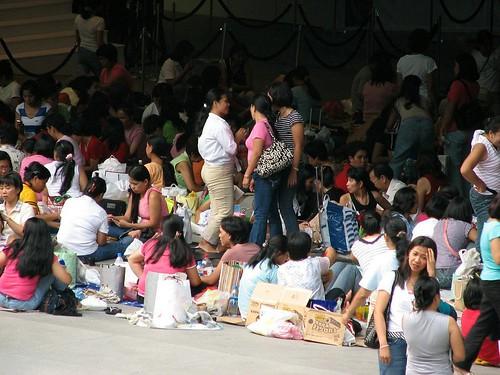 niedzila w Hong Kongu