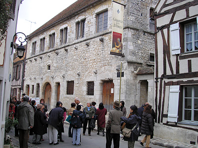 Provins - La Grange aux Dîmes