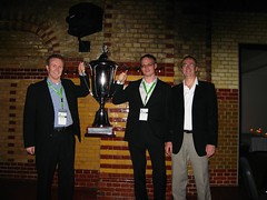 eZ systems: Proud Web Idol 2006 winners