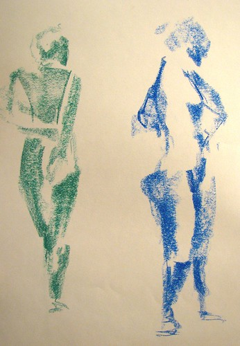Desnudo - Manchas
