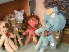 Voodoo dolls Handmade Parade