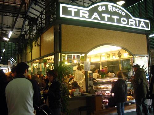 da Rocco, in Mercato Sant'Ambrogio