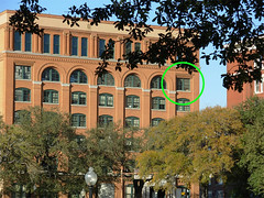 book depository, dealey plaza