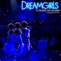 Dreamgirls電影海報