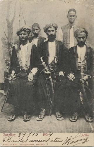 Zanzibar - Unknown
