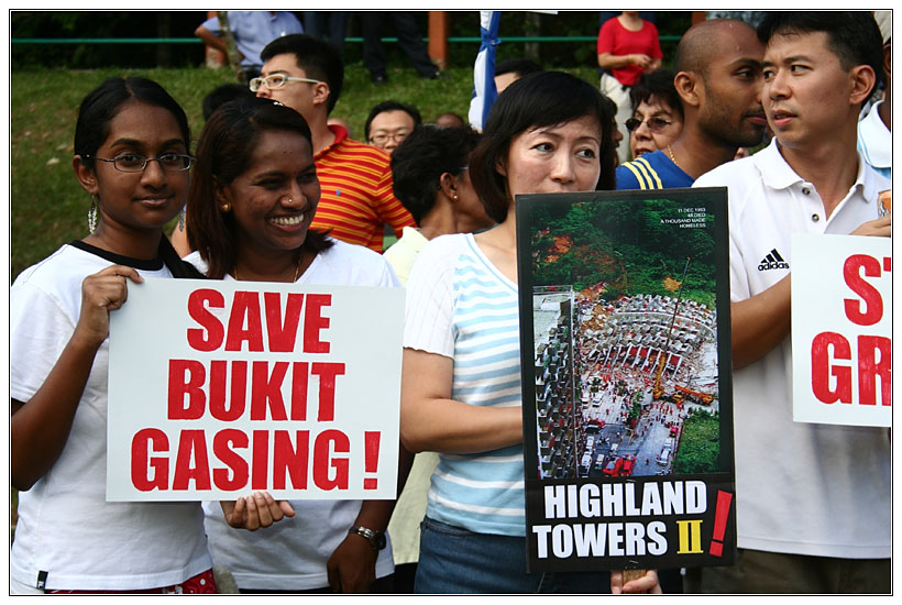 Save Bukit Gasing