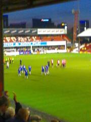 Brentford 0 - 4 Crewe