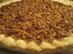 pecan pie, detail