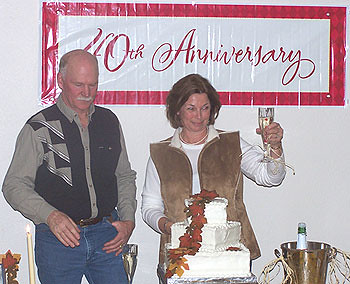 Mom and Dad Saying Thanks