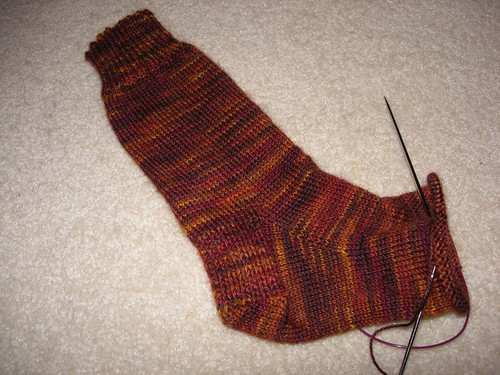 Yellowstone sock