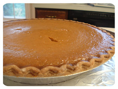 pumpkin pie... yum