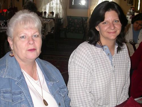 Margaret & Sheri