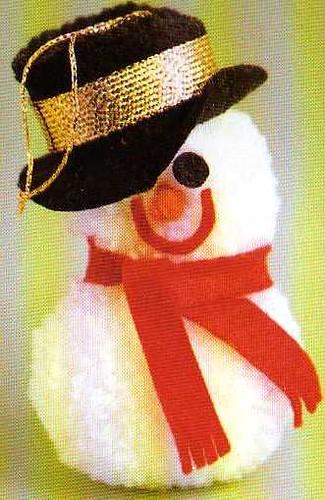 muñeco de nieve 3