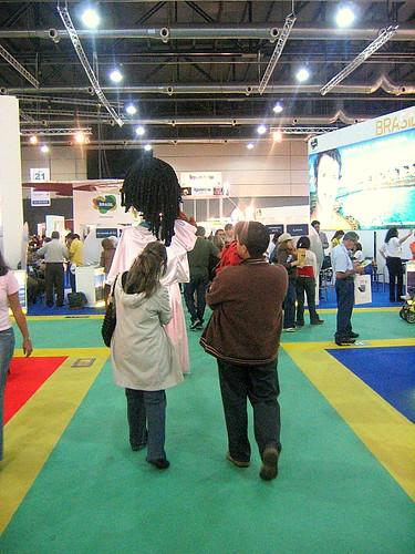 Feria Internacional de Turismo, Buenos Aires, Noviembre 2006