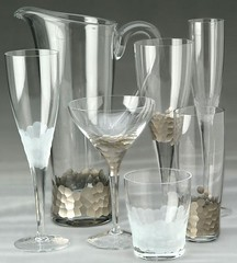 Kim Seybert :  kitchen kim seybert dining glass
