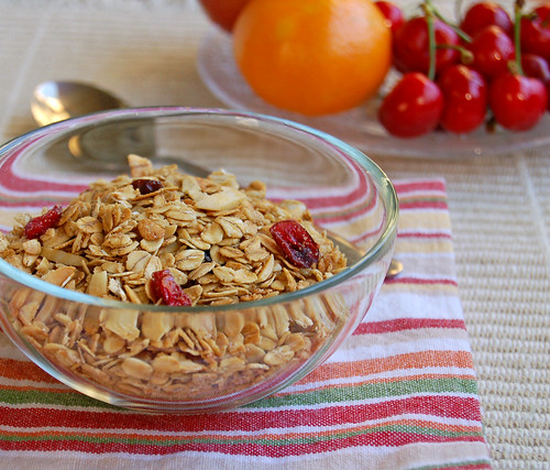 Food For Thought: Wake up and smell...the Granola!