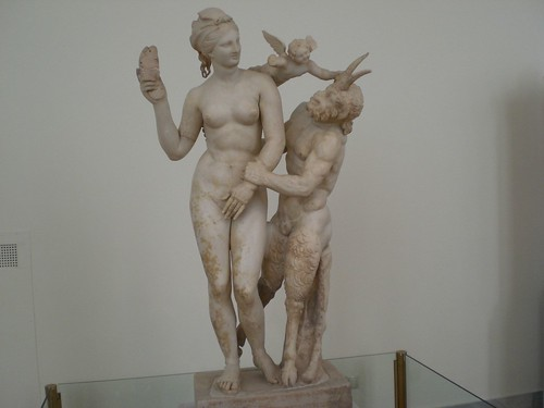 Aphrodite and Eros