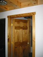 Hung Doors & Trim
