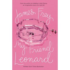 James Frey Book Cover